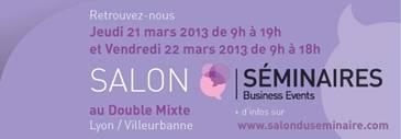 Bandeau salon Business Events