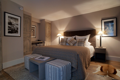 Chambre Hôtel Alta Peyra St Véran