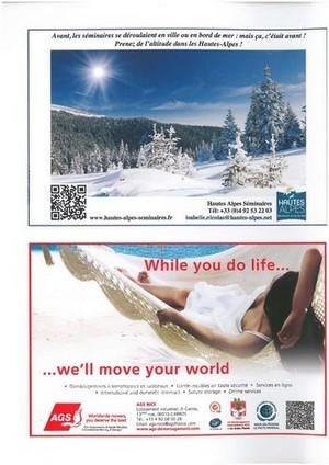 Publicite hautes alpes